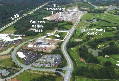 Saucon Valley Plaza
